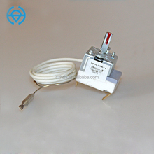 Changzhou high temperature control thermostat price with certification