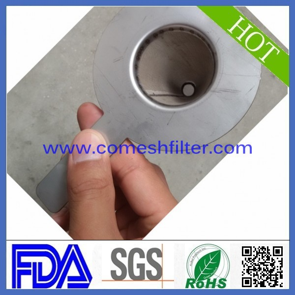 Stainless steel Conical filter strainer cones