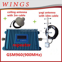 gsm repeater GSM960 900MHz mobile signal amplifier home gsm repeater china