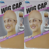 stretch wig cap/monofilament wig cap/fashionable hair nets