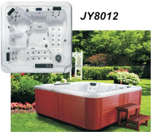 USA Balboa Acrylic outdoor family Japan massage SPA Sex hot tub with TV video