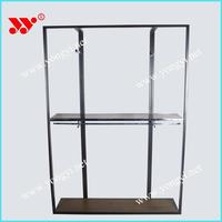 china manufacturer free standing wire display shelf merchandise display shelf