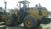 chinese brand used 5 ton wheel loader ZL50G cheap price