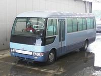 MITSUBISHI ROSA BUS / 4M50 ENGINE / AUTO AC / 34 SEATS