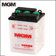 motorcycle battery sealed lead acid batteries