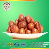 Hot selling roasted & peeled Chinese chestnut snack foods