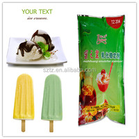 Factory Top Sale Ice Cream Powder Mix Popsicle Ingredients Ice Cream Emulsification Stabilizer