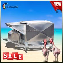 Low price SUS304 poultry duck plucking machine