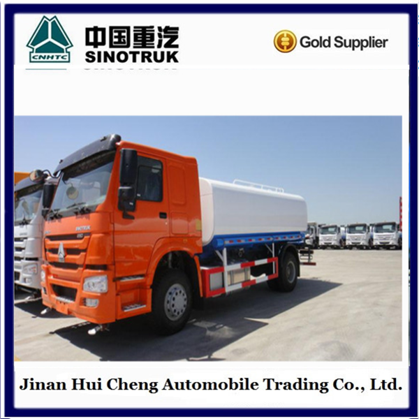HOWO 4*2 street water sprinkler chemical spraying truck