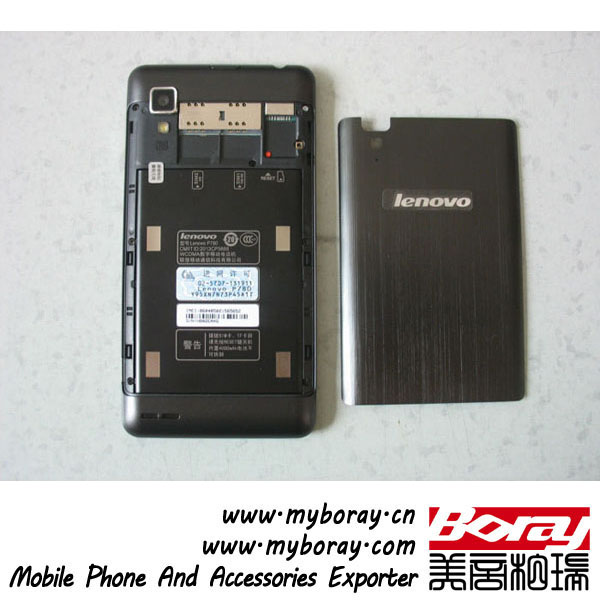 made in china Lenovo P780 tv mobile phone q16 dual sim card