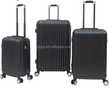 PROMOTION ABS TROLLEY CASE SET WITH CHEAP PRICE