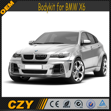 Auto Tuning Parts EVO Style X6 Bodykits for BMW X6 2008-2014