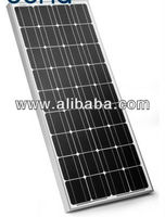 high power 150W mono solar panel