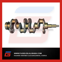 For Mitsubishi parts 4cylinder engine 4D32T crankshaft