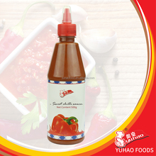Superior Natural Quality Chinese Style Sweet Chili Sauce 500g
