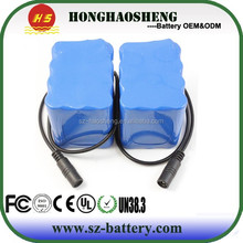 Factory supply Power tools 12v 8ah li-ion battery pack