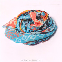 hijab fabrics for pareos, 100% polyester curtain fabric swiss voile ,cheap wholesale muslim shawl