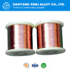 China manufacturer CuNi alloy resistance wire