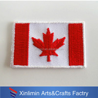 Different Styles Flag Embroidered Patchs For All Country