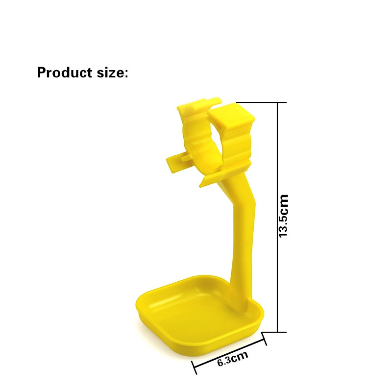 High quality chicken nipple drinker cup/plastic water drinking cup for poultry
