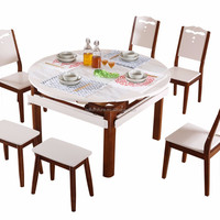 Popular Dining Room Furniture Ideas Square