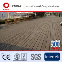 CE best selling in spain wpc decking floor