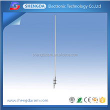 400-470MHz UHF outdoor omni-directional fiberglass satellite base station antenna with SO-239 or customization connector