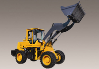 Skid Steer Wheel Tractor With Front End Chinese Solar Low Garden Underground Pay Log Compact Ship Loader For Sale