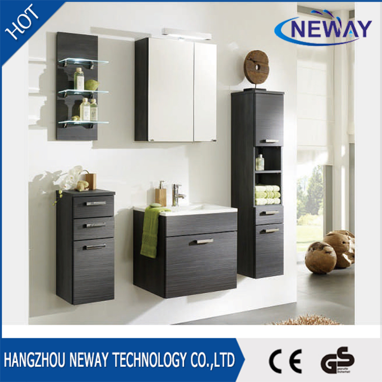 High quality melamine knock down wall cabinets