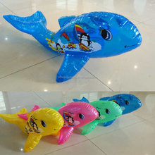Multicolor Inflatable Sea Animal Dolphin <strong>Toy</strong> For Sale
