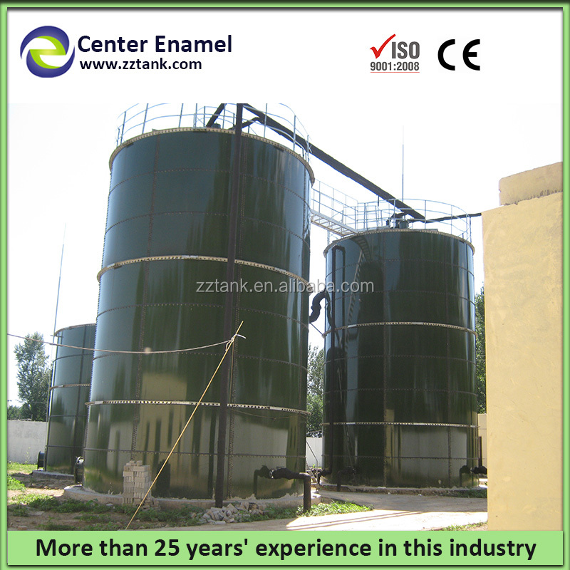 settling tank for wastewater treatment plant