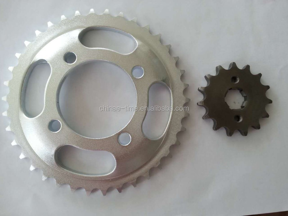 Best price motorcycle sprockets CGL 38T
