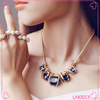Imitation Chunky Necklace Accessories For Women