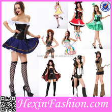 Wholesale Popular Lady Halloween Party Costume (Mix Style)