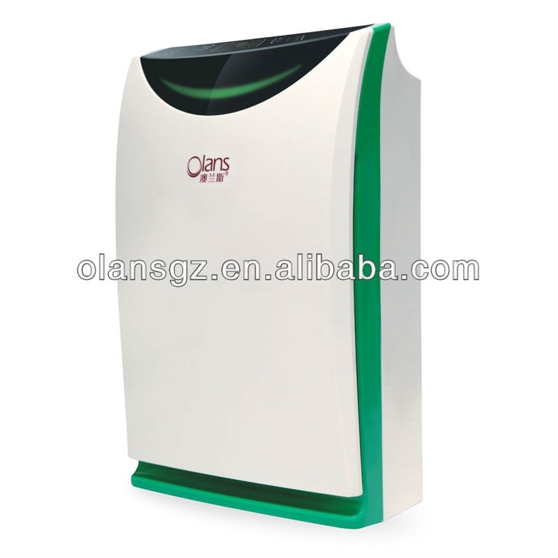 Anion Air Purifier Photocatalyst,model #OLS-K05,Five-in-one multifunction air purifier Olans