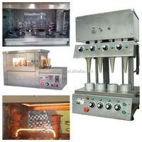 Stainless steel pizza cone molding maker with different shapes