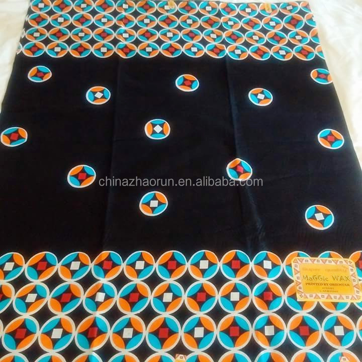 2016 hot sale african wax prints fabric