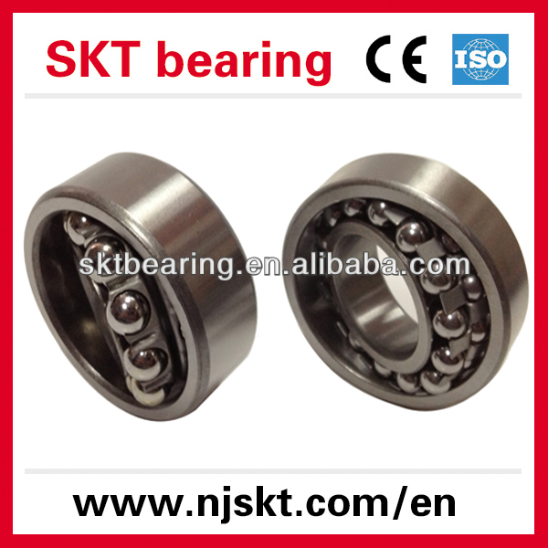 Nanjing SKT Double row self aligning ball bearing 1211