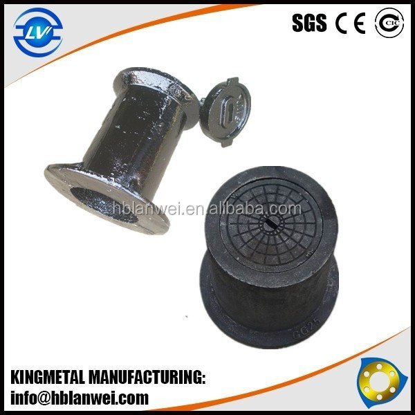 best selling fire hydrant cover with chain made in China