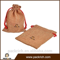 Made in china alibaba recycled jute hessian bags