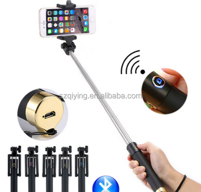 Bluetooth selfie monopod, Bluetooth monopod with selfie shutter