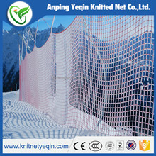 High Quality HDPE/PP Knotted Ski Field Nets, China Manufacturer