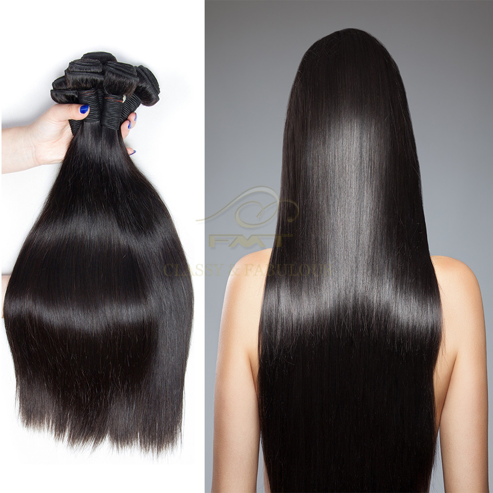 FMT wholesale cheap peruvian virgin hair, shedding& tangling free 100 human hair extensions