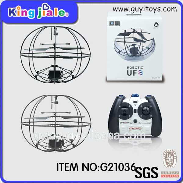 Guaranteed quality proper price rc ufo flying ball toy