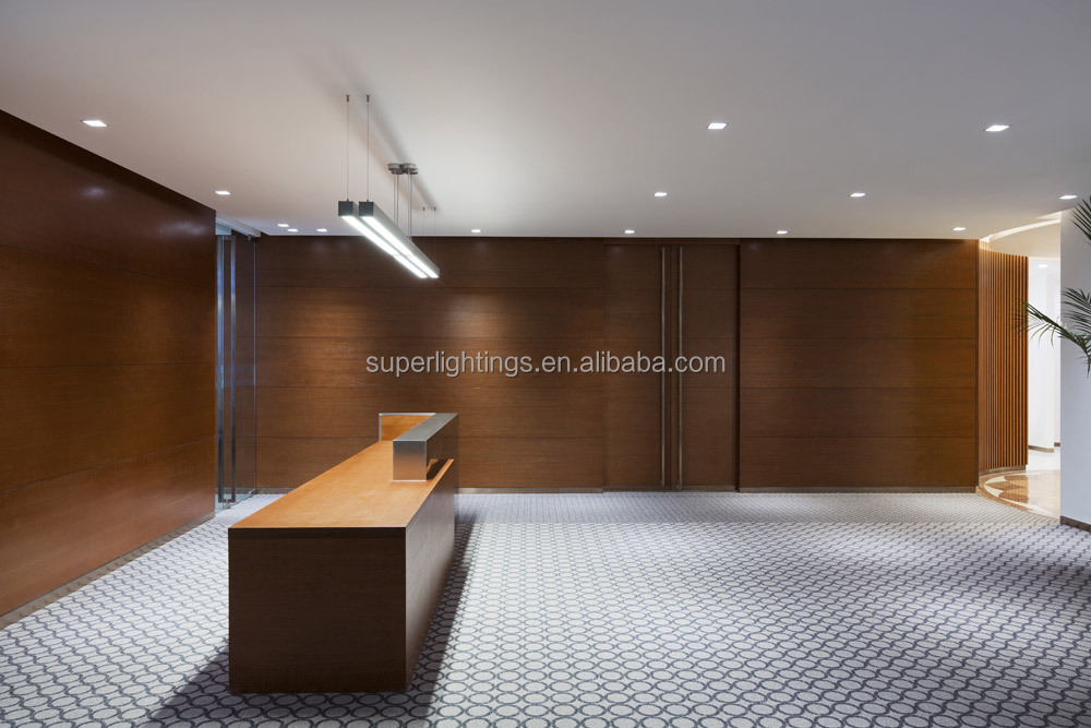 Office Lighting Ceiling Lighting Fixture For T8 Led Tube