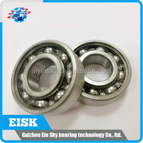 good price metal shielded deep groove ball bearing 6203rs