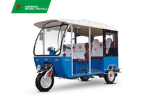 XINGBANG motorized Tricycle With Rear Engine