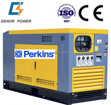 Electricity Power Soundproof silence 60kva generator and price