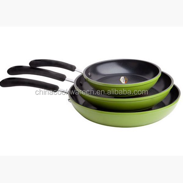 aluminum ceramic cookware with net