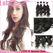 Top Grade 6a High Quality Wave 2 Years Virgin Brazilian Ocean Hair On Sale